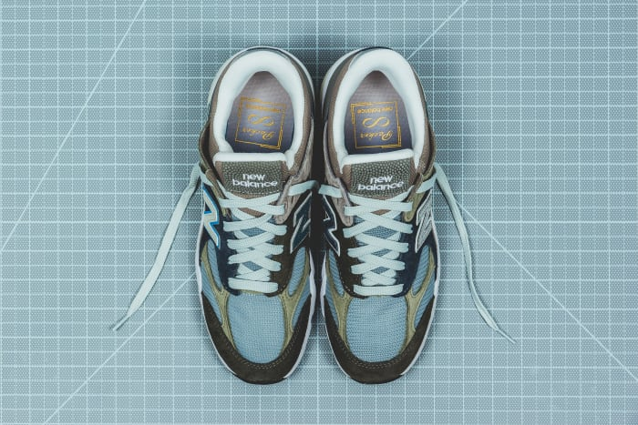 check out f82d4 65edb The Packer x New Balance X-90 Recon Takes Inspiration from ...