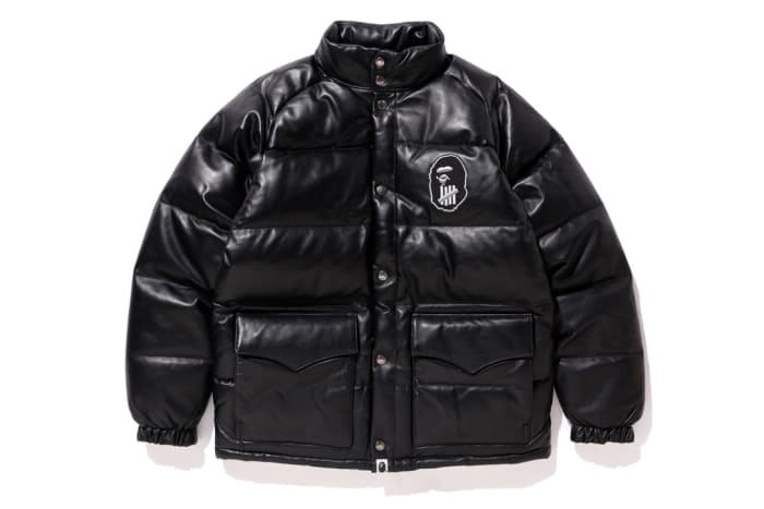 Undefeated x BAPE Classic Down Jacket