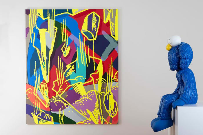 "KAWS ""GONE"" Exhibition"