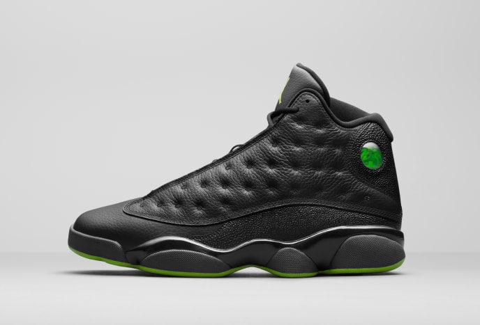 "Air Jordan 13 ""Black/Altitude"""
