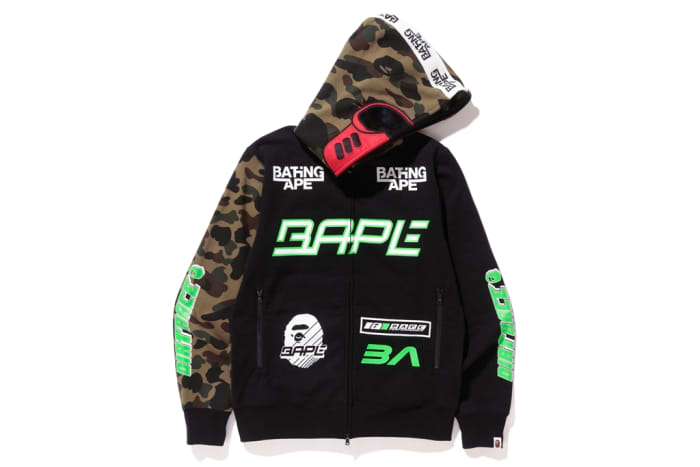 "BAPE ""Dirtrace"" Collection"