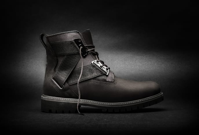 7ee8921d8916 Timberland & Foot Locker Team Up With Nas to Present the Fall 2017 ...