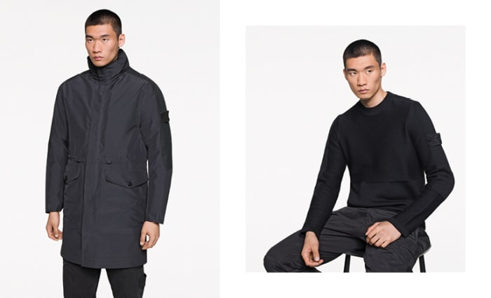 """Stone Island """"Ghost Pieces"""" Collection"""