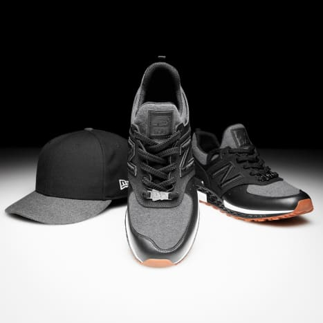 New Era x New Balance 574 Sport and 9FIFTY Cap