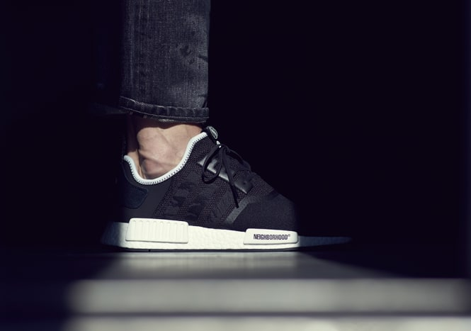 INVINCIBLE x NEIGHBORHOOD x adidas Consortium NMD R1