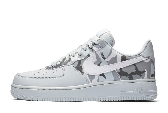 quality design 0e417 7ea14 Nike Air Force 1 Low Camo ...