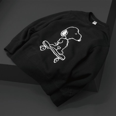 KAWS x Peanuts for UNIQLO