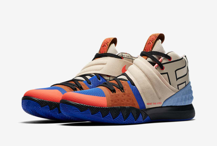 "Nike Kyrie S1 Hybrid ""What The"""