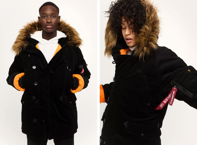 The Cords & Co x Alpha Industries