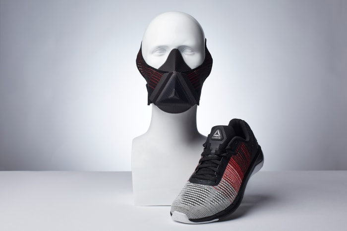 Altitude training mask from Modla