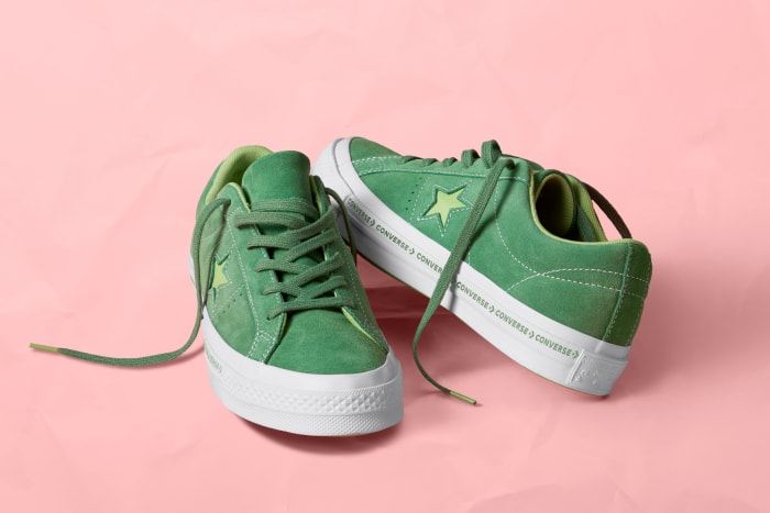 bc7e42011d Converse Previews Its Bold and Colorful One Star Lineup for Spring ...