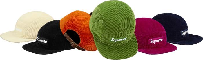 ff2000780 Supreme Spring/Summer 2018 Caps and Hats - Freshness Mag