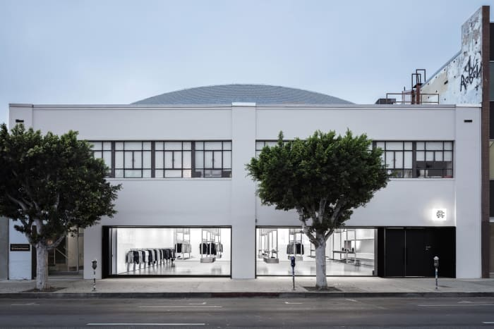 Reigning Champ Los Angeles Store