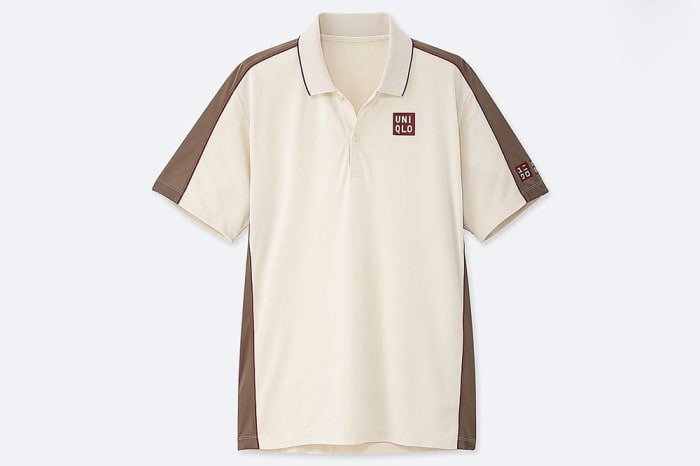 Roger Federer x UNIQLO French Open 2019