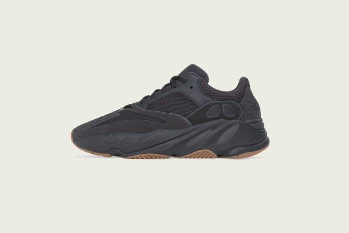 "adidas Originals YEEZY BOOST 700 ""Utility Black"""