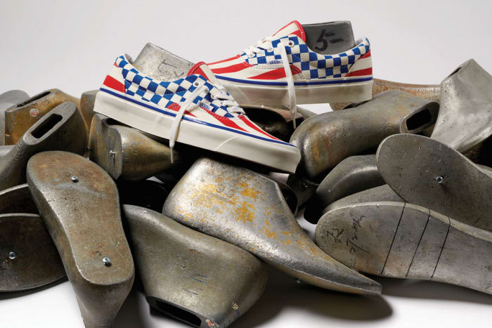 "Vans Anaheim Factory Collection ""Stripes"""