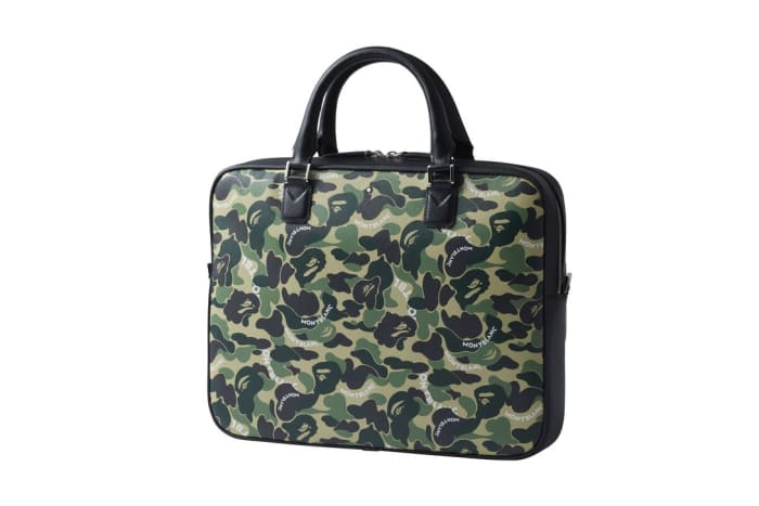 BAPE x Montblanc Capsule Collection