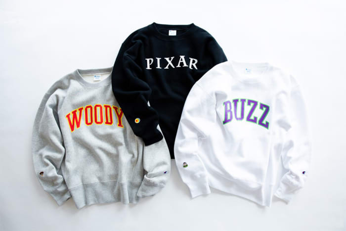 Champion x BEAMS x Yu Nagaba 'Toy Story' Collection