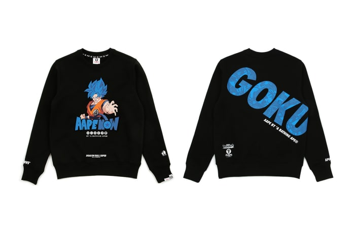 dc588a16 AAPE x 'Dragon Ball Super: Broly' Capsule Collection - Freshness Mag