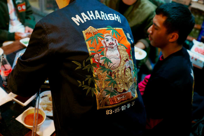 maharishi Year of the Pig Capsule Collection