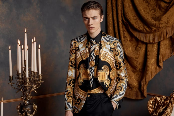 Kith x Versace Collection