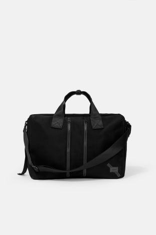 "Saturdays NYC x PORTER ""Reflective Line"" Weekender Bag"