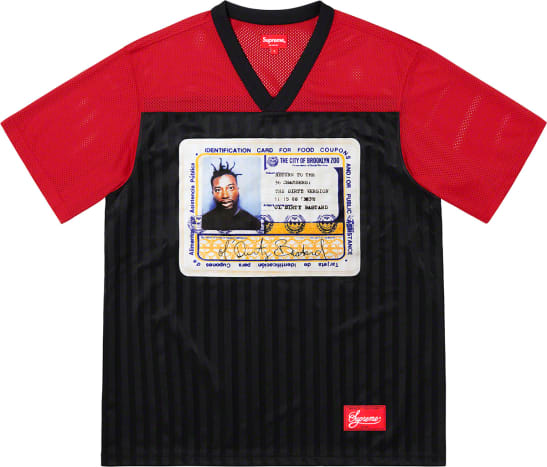 Supreme x ODB Spring/Summer 2019 Football Top
