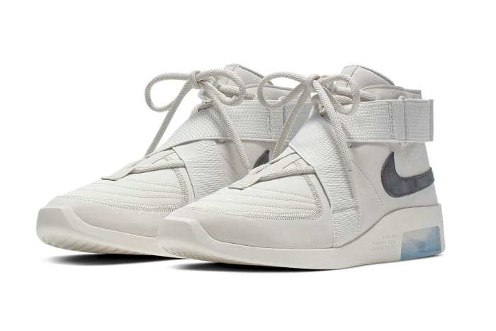 "Jerry Lorenzo x Nike Air Fear of God 180 ""Light Bone"""
