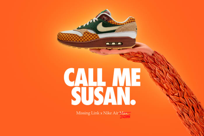 Missing Link x Nike Air Max Susan