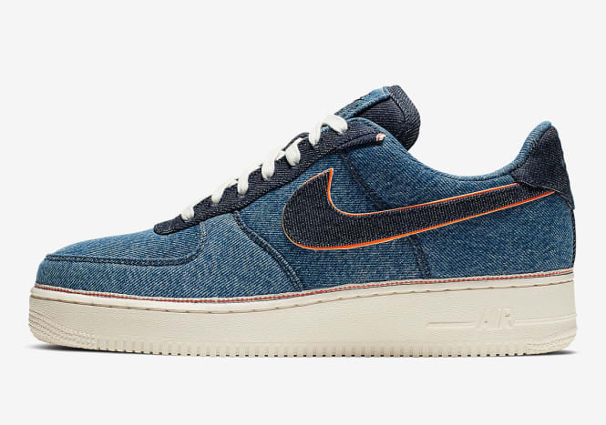 3×1 x Nike Air Force 1 Denim Capsule