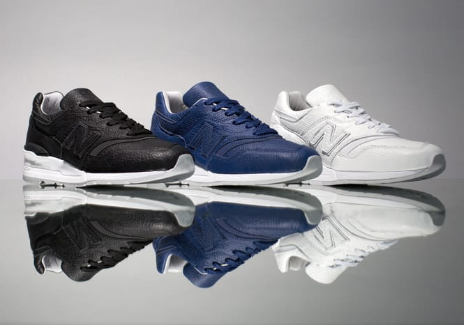 "New Balance 997 ""Bison"" Pack"