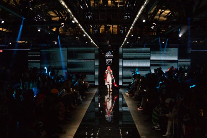 adidas x MLS Fashion Show 2019