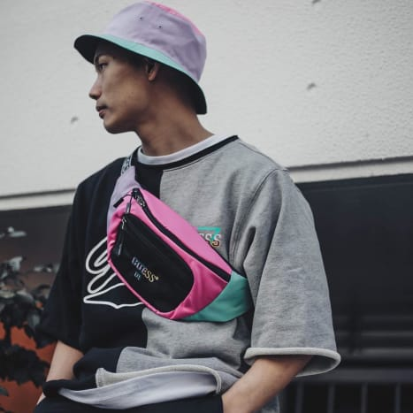 GUESS x atmos Spring/Summer 2019 Capsule Collection