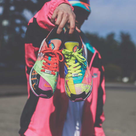 atmos x Nike Air Max2 Light Quickstrike Capsule Collection