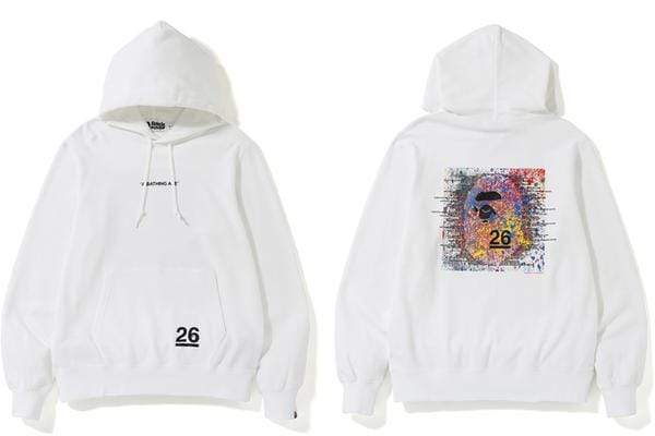 BAPE NOWHERE 26th ANNIVERSARY Collection