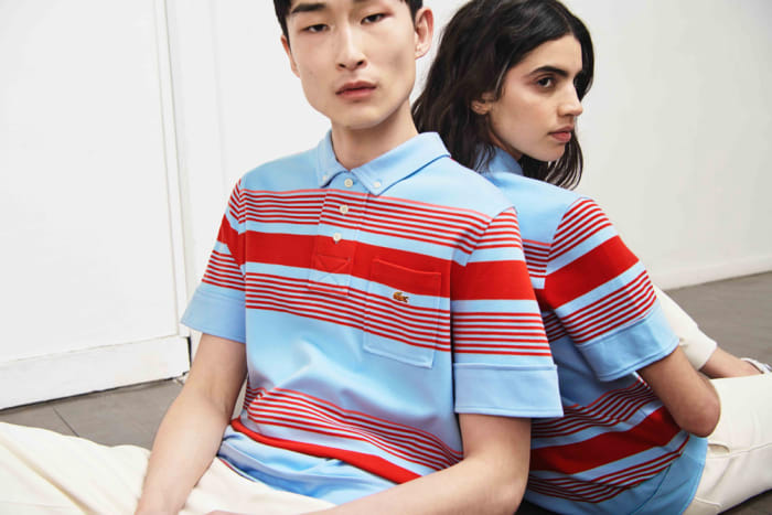 9408d19fd8 Opening Ceremony x Lacoste Spring/Summer 2019 Collection - Freshness Mag