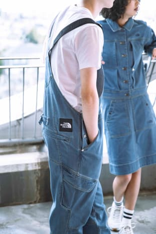 The North Face Black Series Spring/Summer 2019 Tech Denim Capsule