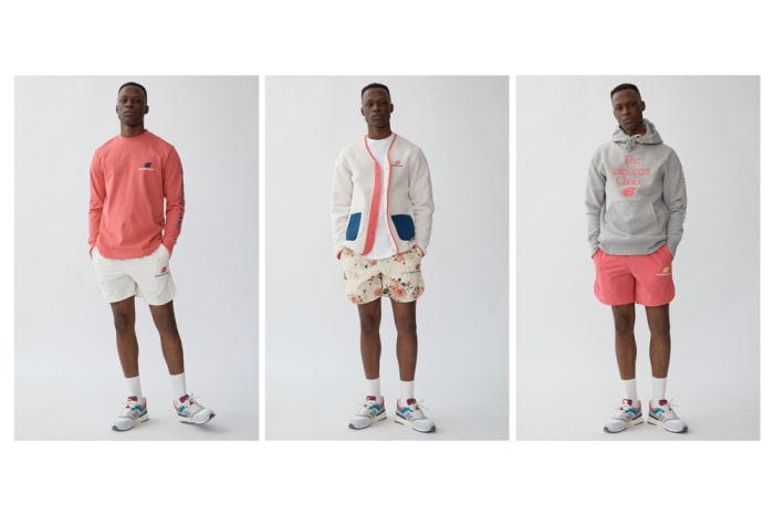 Aimé Leon Dore x New Balance Spring/Summer 2019 Collection