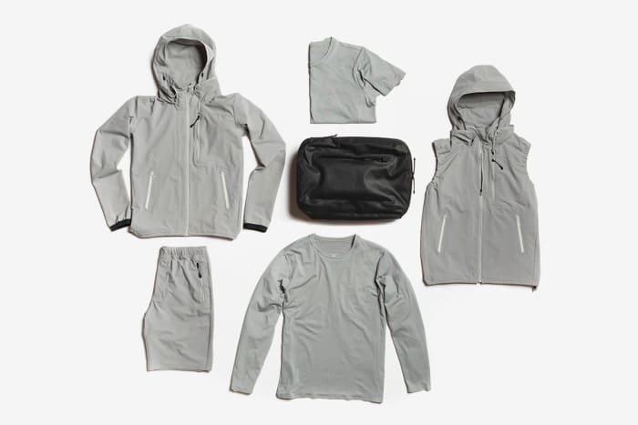 Descente x DSPTCH Packable Collection 2019