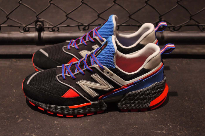 mita sneakers x WHIZ LIMITED x New Balance MS574 V2