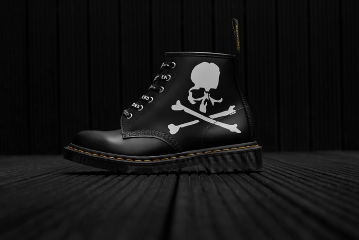 END. x mastermind WORLD x Dr. Martens 101 Boot