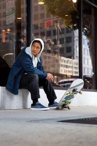Daewon Song x adidas Skateboarding 3MC