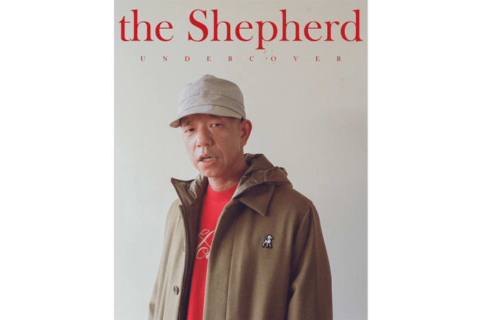 the Shepherd UNDERCOVER Fall/Winter 2020