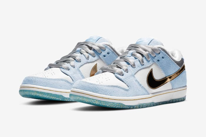 "Sean Cliver x Nike SB Dunk Low ""Holiday Special"""