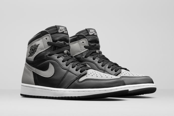 "The Air Jordan 1 ""Shadow"" releases on April 14th"