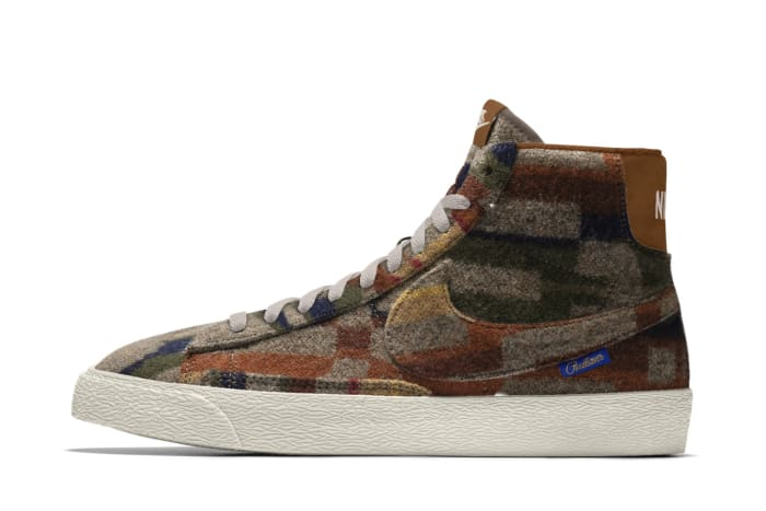 NIKEiD Debuts New Pendleton Options on Classic Silhouettes