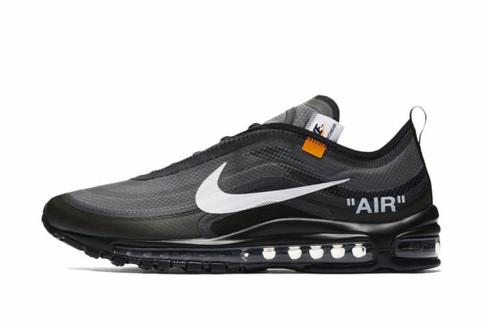 The Next Off White x Nike Air Max 97 Is Reportedly Dropping