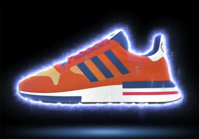 adidas' Full Dragon Ball Z Lineup Is Revealed Freshness Mag