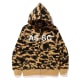 Anti Social Social Club x BAPE Swarovski Crystal Full Zip Hoodie