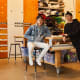John Elliott and Nike Sportswear Design Director Al Baik